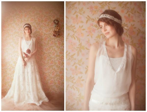 Robe Constance, Elsa gary les jolies filles 2014 by Madame la fée