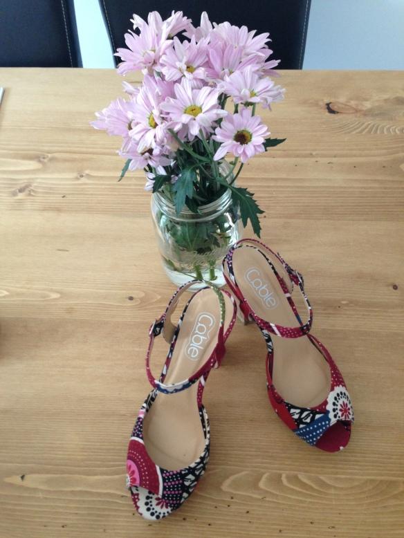Des chaussures à prix doux by Madame la fée